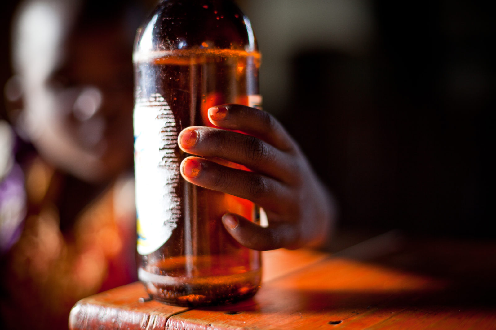 Alkohol Blind